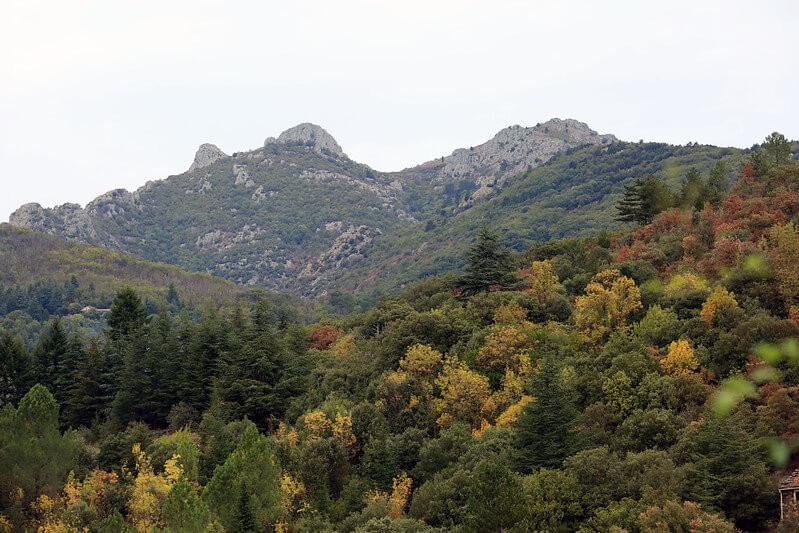 Mont-Carrous-Hexatrek-randonnée-Languedo