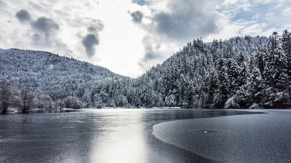 Lac de Longemer - Vosges - Hexatrek-Etap