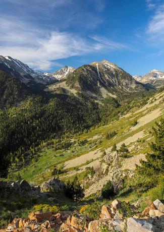 La Carança-Hexatrek-Pyrénées-Bivouac-GR1