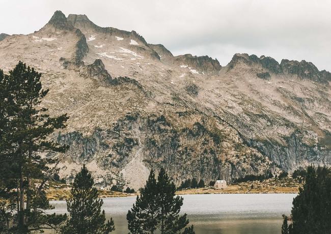 Haute-Pyrénées-Hexatrek-Randonnée-Bivoua