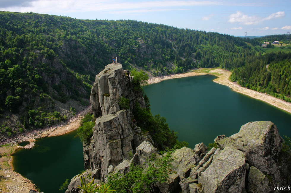 Lac Blanc - Vosges - Hexatrek-Etape1-Ran