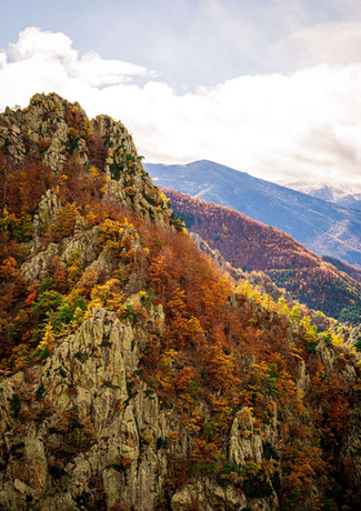 Pic du Canigou Pyrénées Hexatrek GR10 Bivouac.j