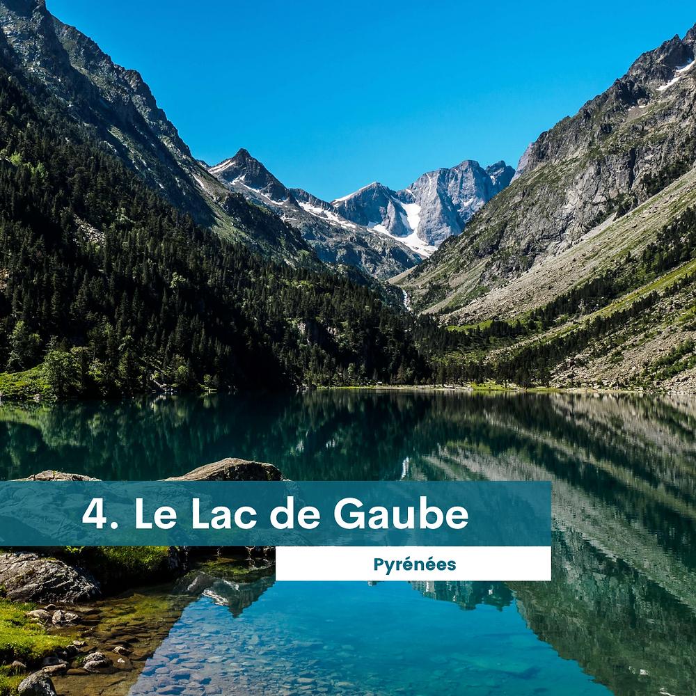Lac de Gaube - Pyrénées - Randonnée