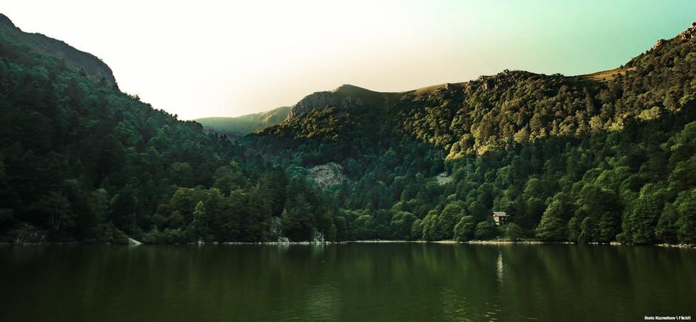 Lac de Schiessrothried - Vosges-Hexatrek