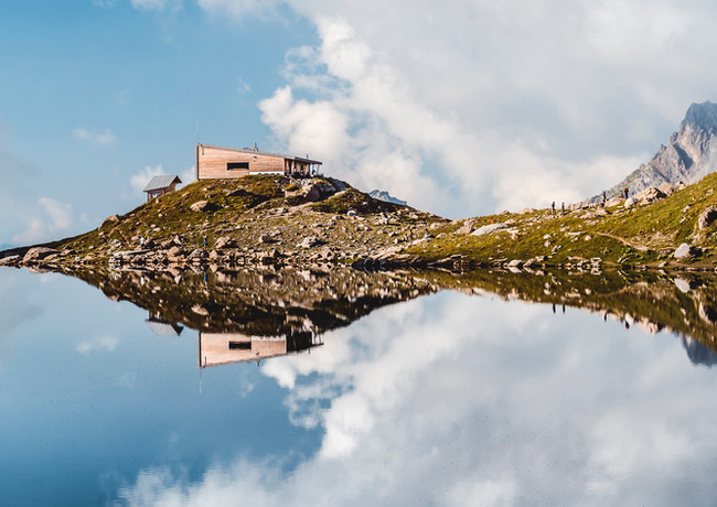lac du Presset-Vanoise-Hexatrek