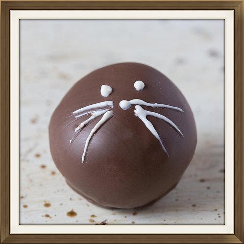 Black Cat Sugar-Free Truffle