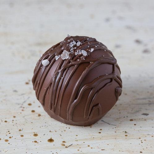 Salted Caramel Truffle