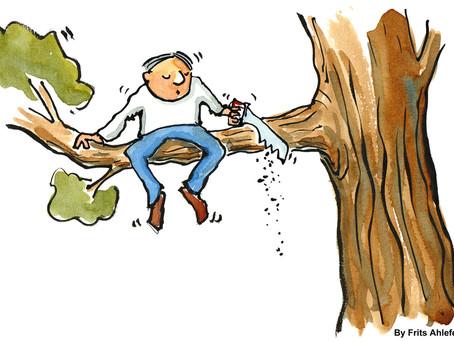 Nepodřežme si vlastní větev