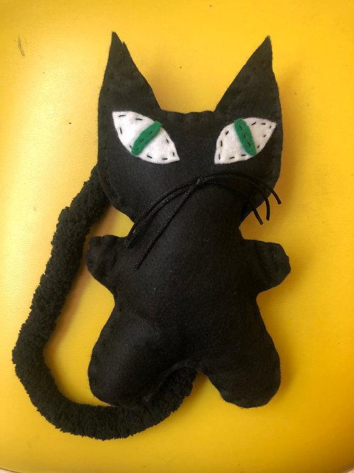 Sew a Black Cat