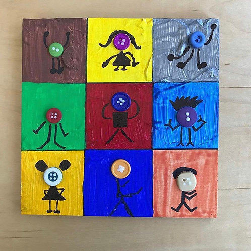 Educators Collection - 1st Grade: Six Common Core Art Projects in PDF