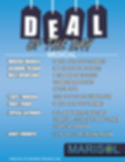 Deals of the day - Medical updated 10.15