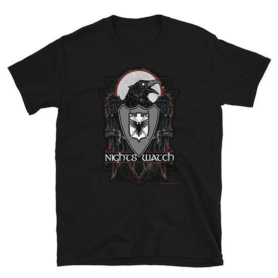 Nights Watch Short-Sleeve Unisex T-Shirt