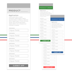 Product Application Flow Step Two