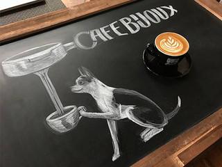Café Bijoux Illustration