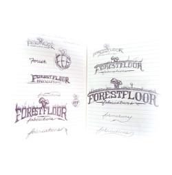 Forest Floor Fabrications Logo