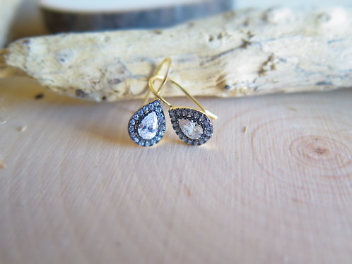 Everyday sparkle earrings