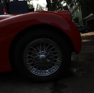 1955 Truimph tr2