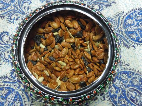 イランのナッツ