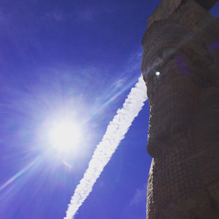 イランの空