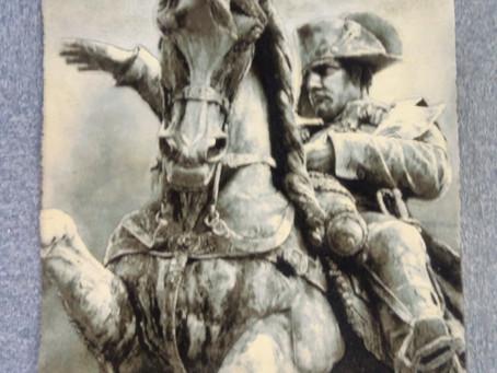 絵画絨毯(ナポレオン)