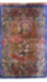 自社工房ペルシャ絨毯