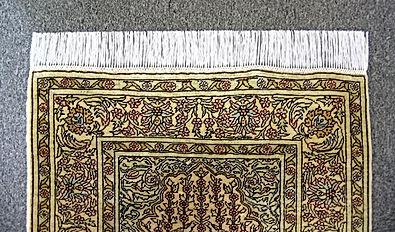ペルシャ絨毯房直し