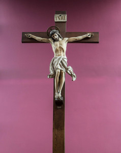 Crucifix at St Mary's Church