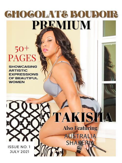 CB Premium Mag #1 July 2021