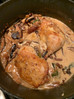 Chicken in Sherry Cream Sauce with Wild Mushrooms