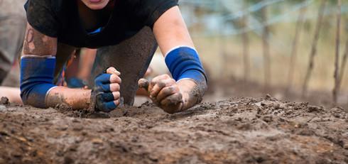 Mud Crawl
