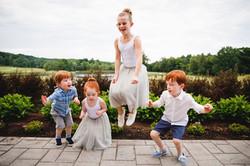 Colleen Lukasik - Kids Jumping