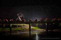 Colleen Lukasik - Rain on bridge