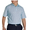 Thumbnail: Men's FJ Lisle Flower Print Self Collar Polo - Mint