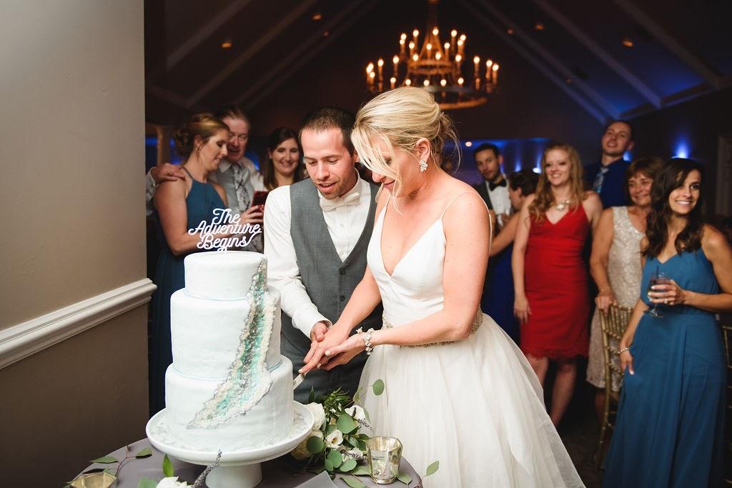 Colleen Lukasik - Cake Cutting