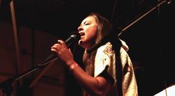 Lyla At Unity Concert 2014