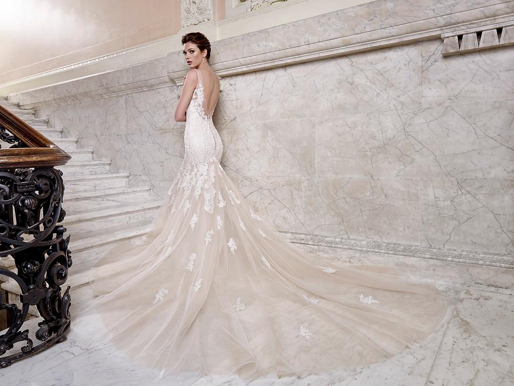 ellis bridals wedding dress on sale