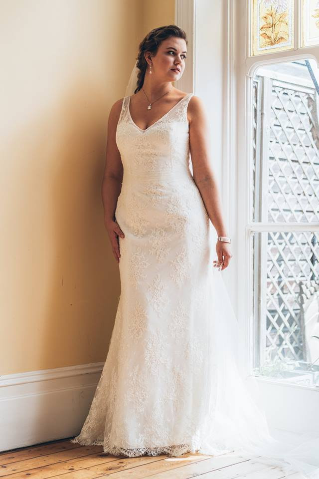 Plus size wedding dress bedfordshire