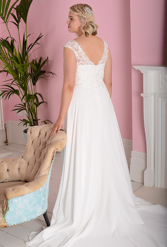 WP403 | White Rose Bridal