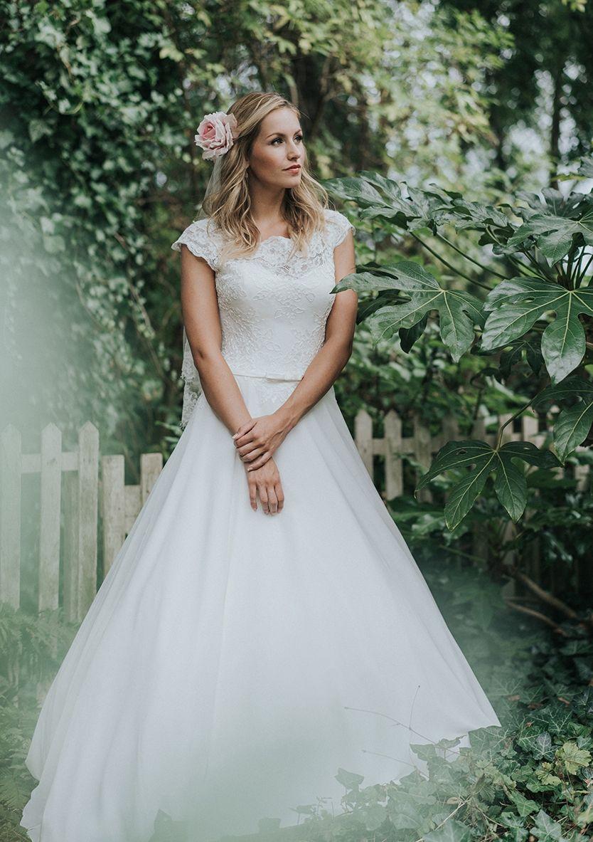 Vintage Inspired Wedding Dresses | Brides & Bustles Wedding Boutique ...