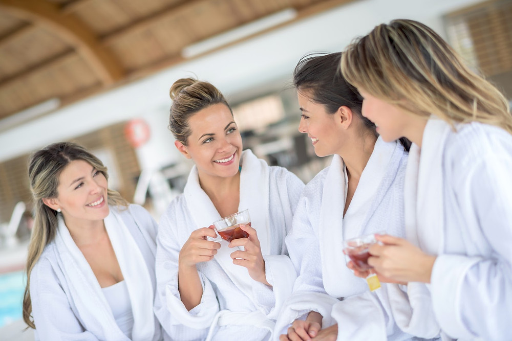 bridesmaids spa day WAYS TO MAKE YOUR BRIDESMAIDS FEEL SPECIAL