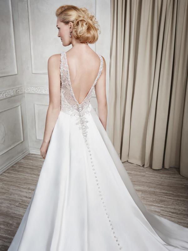 Kenneth Winston Wedding Dress 1667