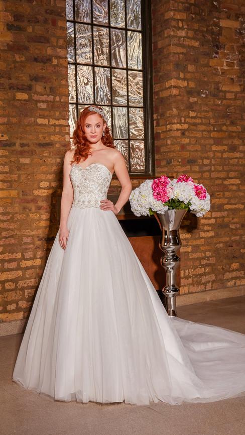 1600433 LQ Designs wedding dress