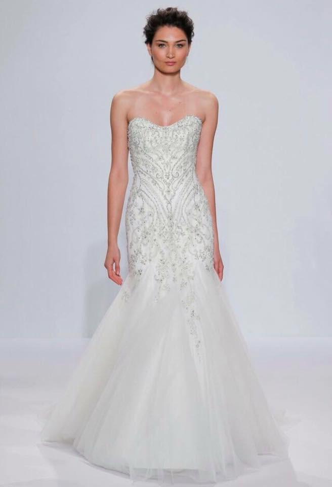 Randy Fenoli Wedding Dress at Brides and Bustles