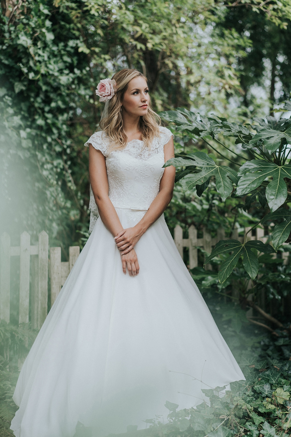 White Rose Bridal R1022 Wedding Dress