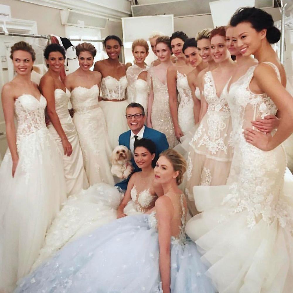 Randy Fenoli Wedding Dresses at Brides and Bustles