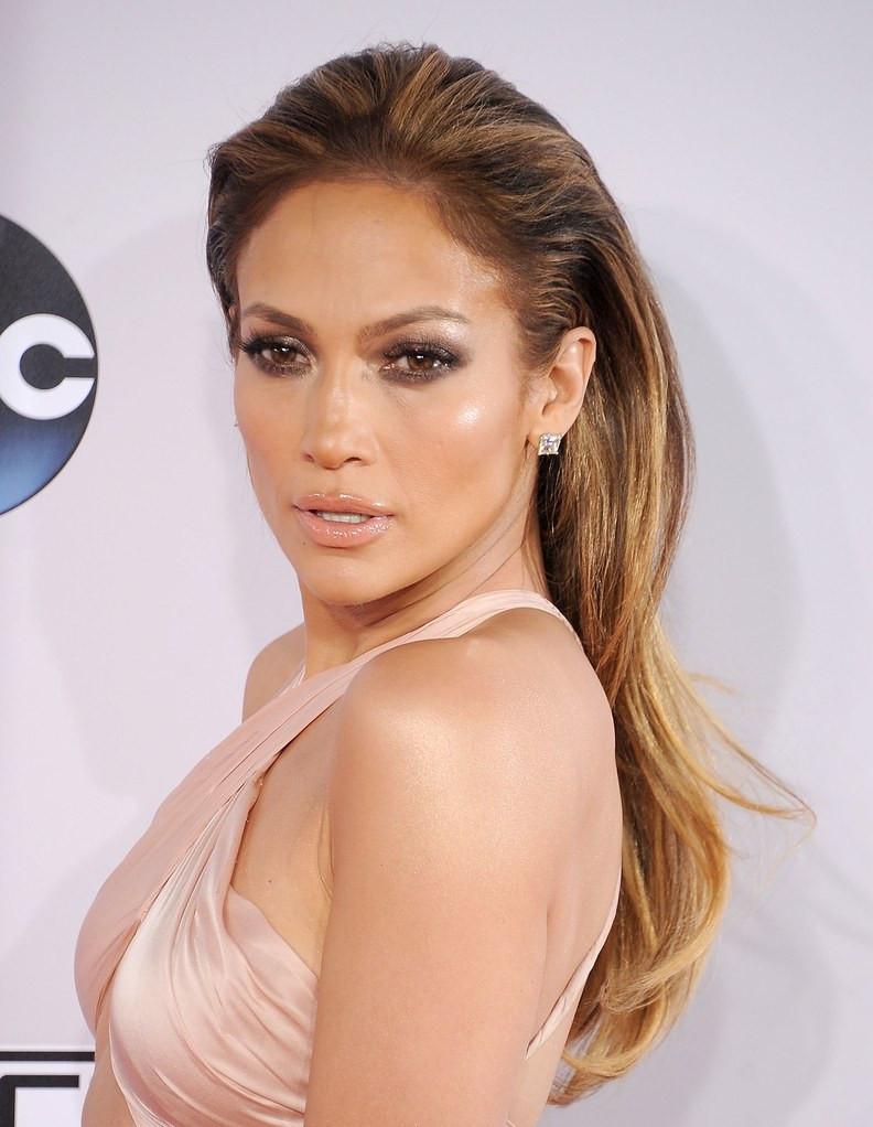 Jennifer Lopez hair inspiration