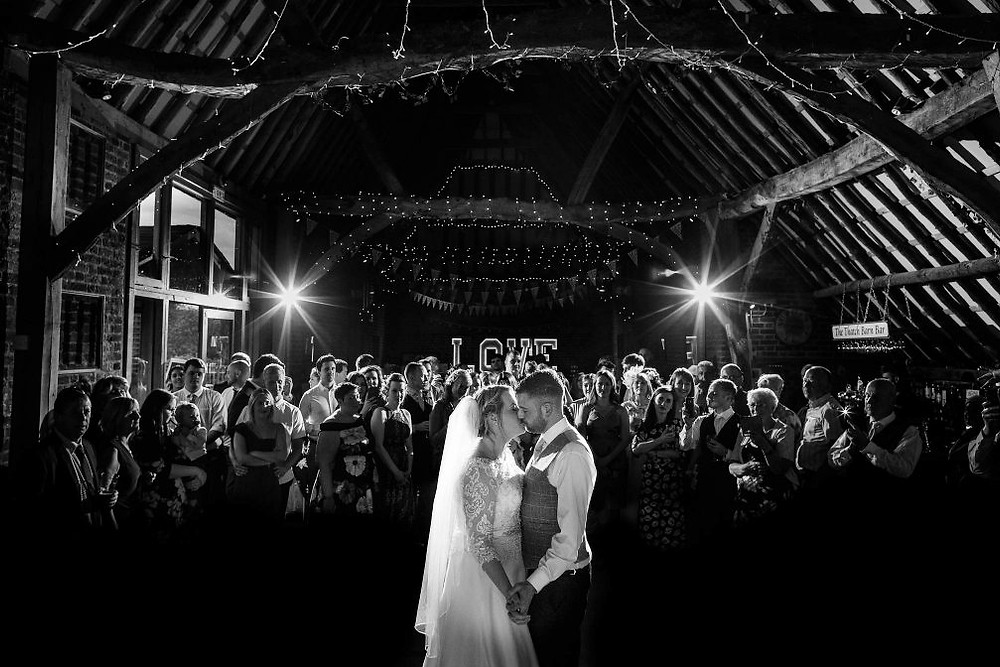 wedding DJ in bedfordshire