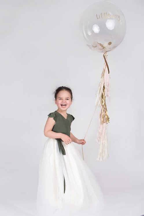 Littleway Flower Girl Dress