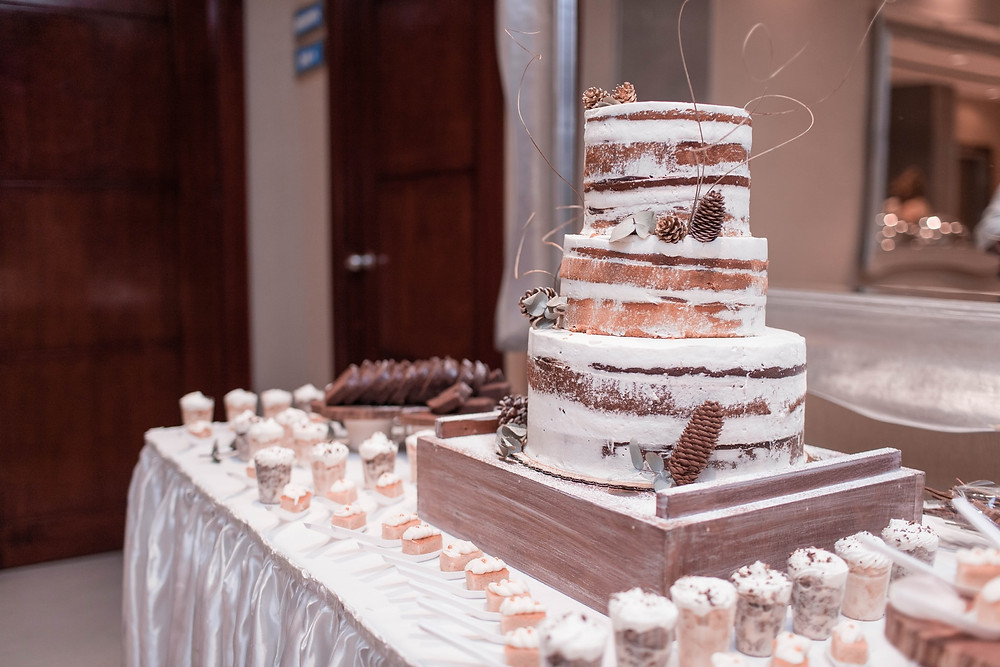 Wedding Cake Tiers, Sizes and Servings