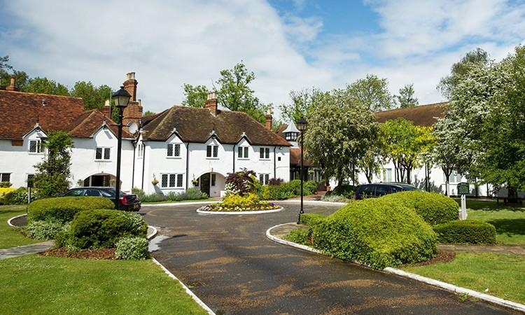 barns hotel best wedding venues in bedfordshire